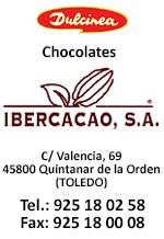 Chocolates Ibercacao - Dulcinea