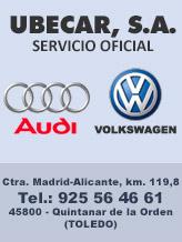 Talleres Ubecar Audi Volkswagen